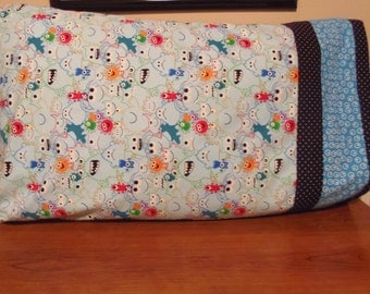 Flannel Standard size Pillow Case