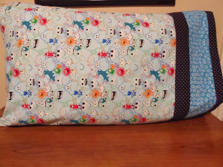 flannel standard size pillow case. Black Bedroom Furniture Sets. Home Design Ideas