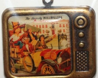 Beverly Hillbillies TV television show collectible pendant