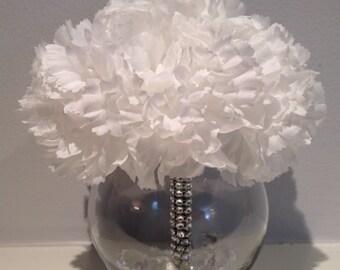 Bridal Shower Centerpiece - First Communion Centerpiece - Baptism Centerpiece - Confirmation Centerpiece - Wedding Centerpiece
