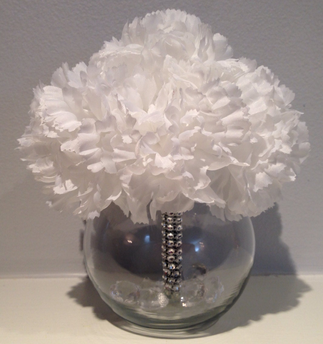 Bridal shower centerpiece first communion centerpiece Wedding shower centerpieces