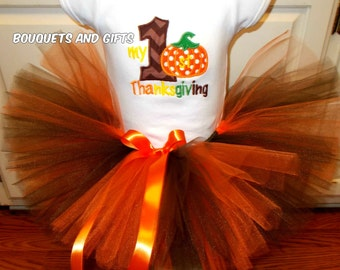 Girl 1st Thanksgiving Outfit, Girl My First Thanksgiving Outfit, Baby Girl Thanksgiving Outfit, Girl First Thanksgiving Outfit