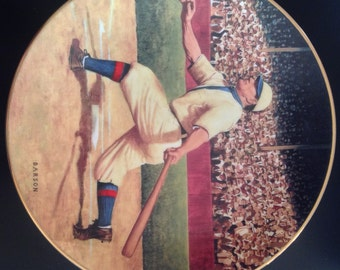 The Legends of Baseball Limited Edition Series, Plate No. 06