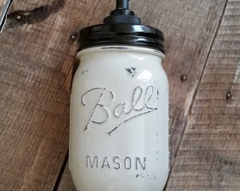 Country Living Soap Dispenser *FEATURED on the Country Outfitters Marketplace*