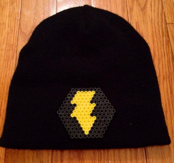 black adam comic superhero symbol emblem by