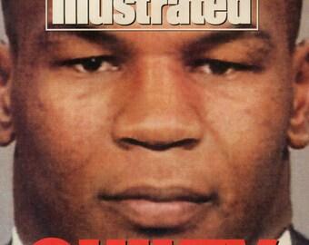 Vintage Boxing Magazine - Sports Illustrated Febuary 17, 1992