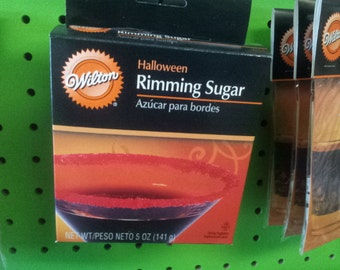 Halloween Rimming sugar