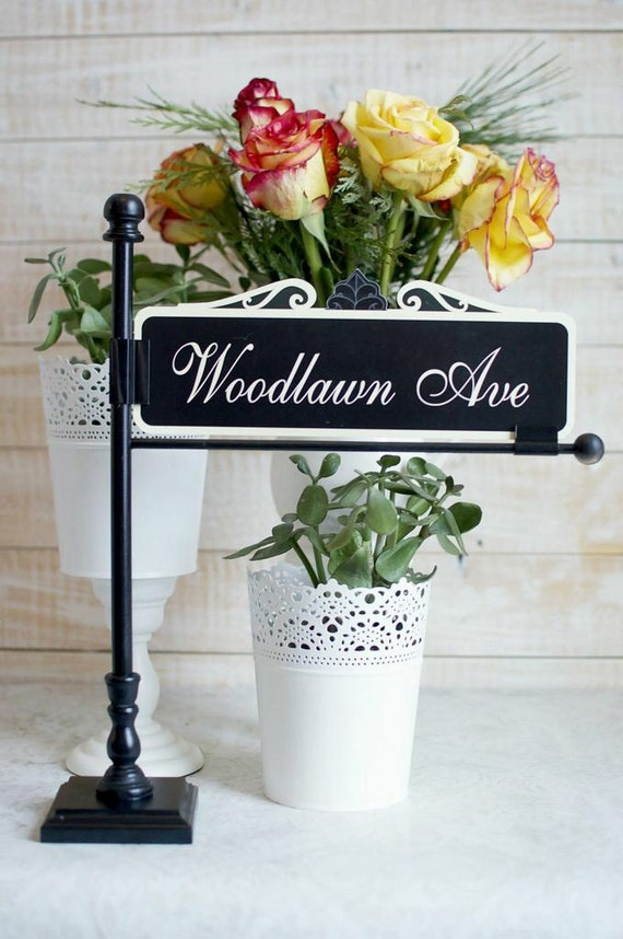 how to clean table number holders