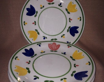 Johnson Brothers Salad Plate (5 available) ~ Pattern - Nicole ~ Made in England
