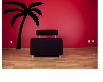 Palm Tree Wall Decal