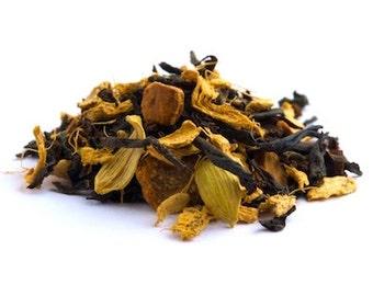 Authentic Masala Chai Loose Leaf Tea