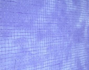12x12 Provo Craft Lavendar Wavy Plaid Paper