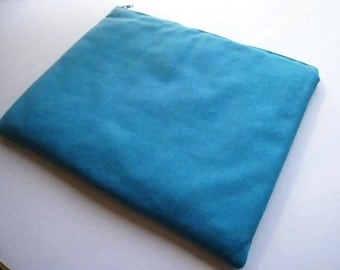 Macbook Air 13 Inch Macbook Pro Laptop Cover Sleeve, Case, Bag- Padded and Zipper Closure - SKYY-  Baby Blue