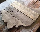 Items Similar To Reclaimed Pallet Wood Ohio On Etsy
