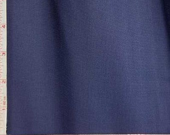 """Navy Ottoman Fabric 4 Way Stretch Nylon Spandex Lycra 11 Oz 58-60"""""""