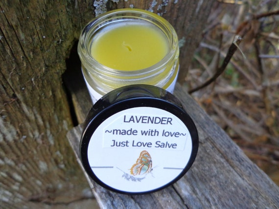 LAVENDER Salve embraces you with the rich aroma of Lavender and the gentleness of a great salve.