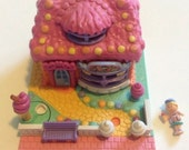 Items Similar To Vintage Polly Pocket Ice Cream Parlor
