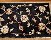 100% Wool Hand Tufted Rug (28 inches by 40 inches)  #9001-269