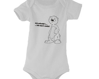 "Baby Body ""Little Bear"""