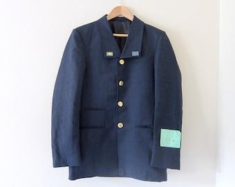 Vintage British Rail Uniform Jacket