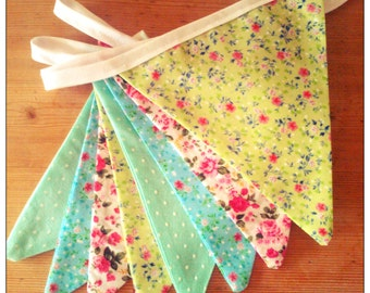 Traditional Bunting 4 Metres