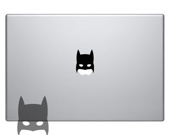 Apple Laptop Sticker Mac Decal Etsy - Custom vinyl decals macbook