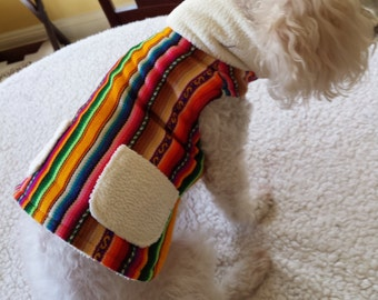 Andean Dog Coat