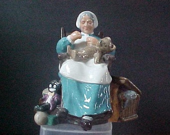 "Royal Doulton Figurine ""Nanny""  HN2221     6"" tall     Mint Condition"