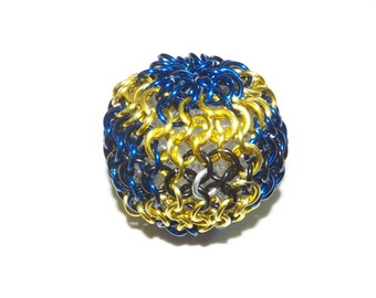 Chainmaille Quick Ball