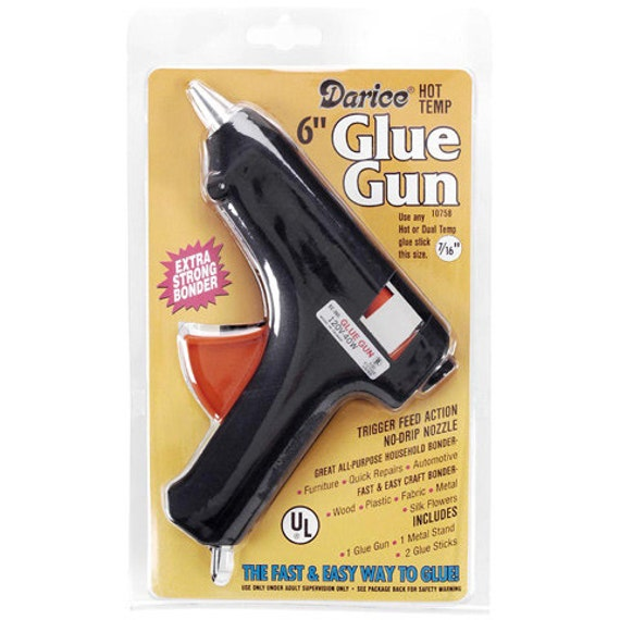6 pistolet colle chaude haute temp rature livr avec. Black Bedroom Furniture Sets. Home Design Ideas