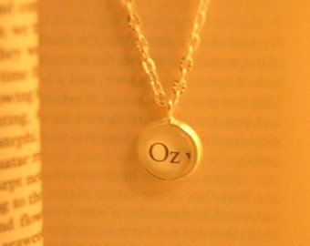 The Wizard of Oz Pendant