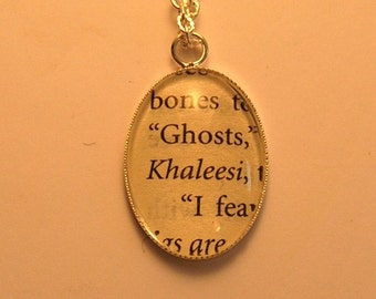Game of Thrones Khaleesi Pendant