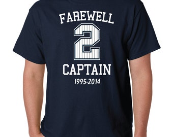 Farewell 2 Captain Shirt Sizes up to 5XL