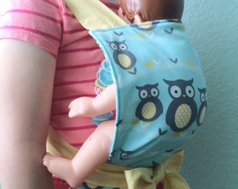 Baby Doll Mei Tai Doll Carrier