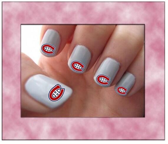 Montreal Canadiens Hockey Nail