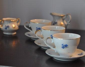Vintage Small Tea Set