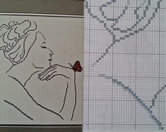 Lady Butterfly (package OA00018c)