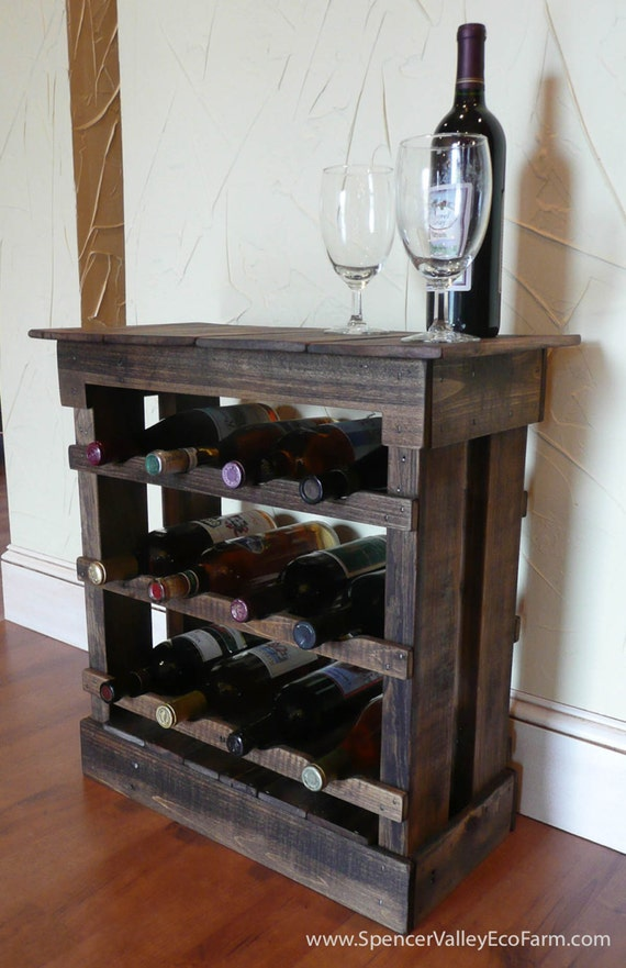 Unavailable listing on etsy for Floor wine cabinet