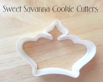 Crown Cookie Cutter No 2