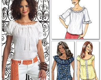 Butterick Pattern B4685 Misses' Top