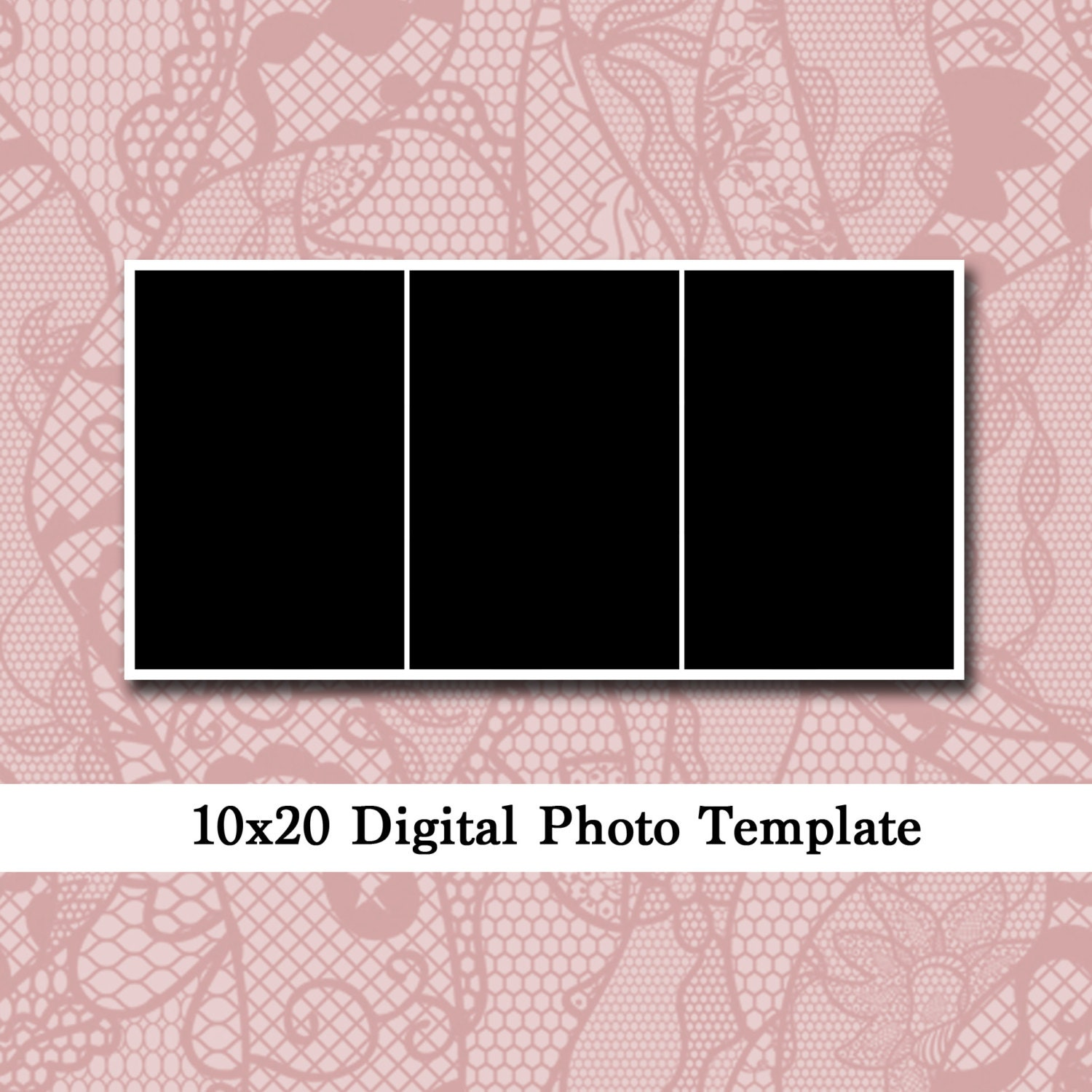 photo collage number templates - 10x20 photo template photo collage photography digital