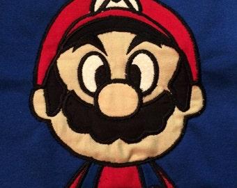 Super Mario Onesie/Tshirt