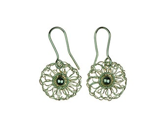 """Earrings """"Lilli"""" made in sterling silver"""