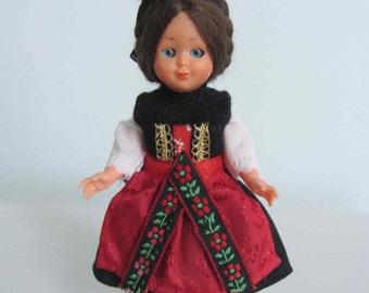 Vintage French doll, Vintage doll
