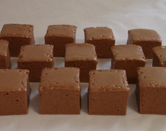 Dreamy Chocolate Marshmallows