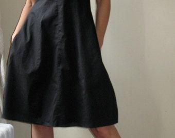 Narciso Rodriquez Little Black Dress Size 4 Like New!