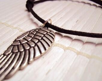 Wing Sliding Knot Bracelet