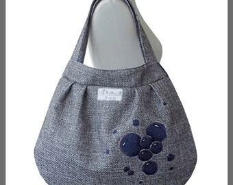Bag Grey Model Amarante