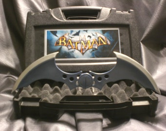 Arkham Asylum Folding Batarang