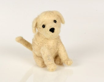 Dog Needle Felting Kit